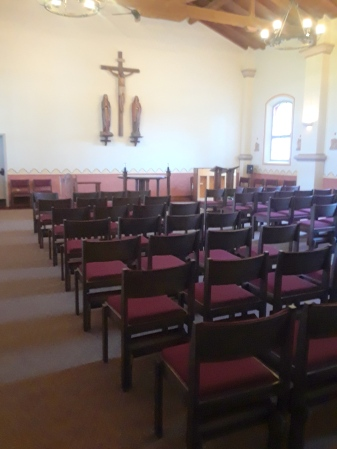 Chapel for Private Mass