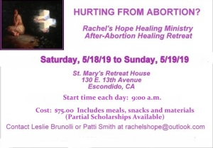 ABORTION RETREAT FB AD